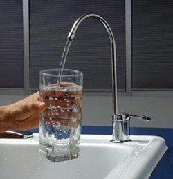 Установка фильтра очистки воды город Липецк