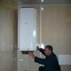 Установка водонагревателя в Липецке. Монтаж и замена бойлера г.Липецк.