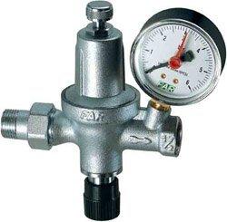 Установка редуктора давления воды в Липецке, подключение регулятора давления воды в г.Липецк